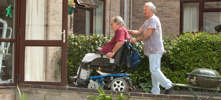 live-in home care for the disabled
